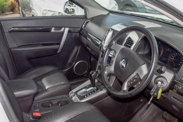 2011 Holden Captiva CG Series II 7 LX (4x4) Suv Image 5