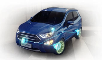 EcoSport Traction Control and DSC