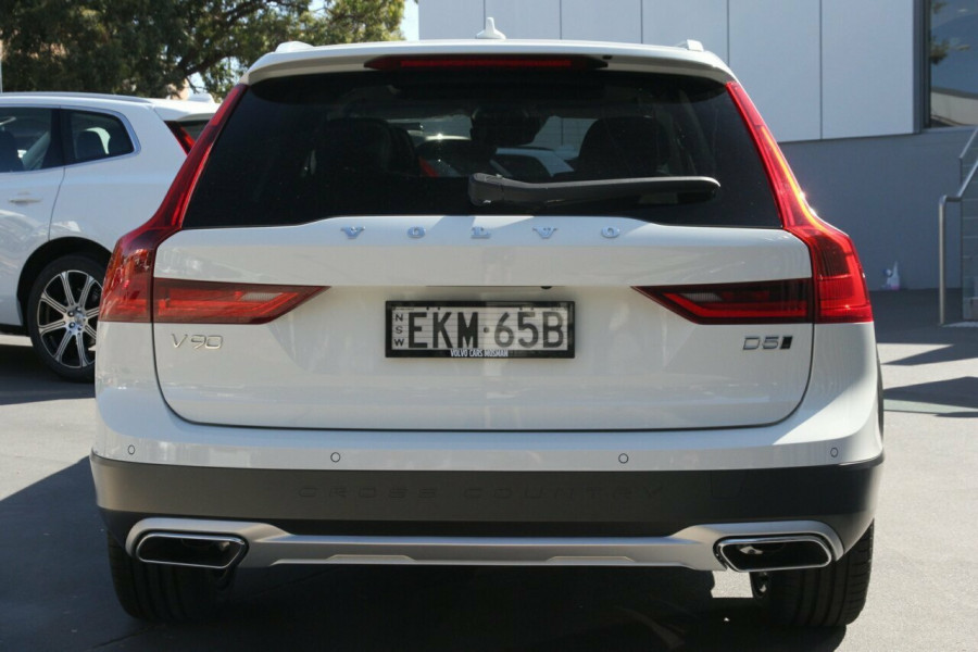 2019 MY20 Volvo V90 Cross Country D5 Wagon Image 20