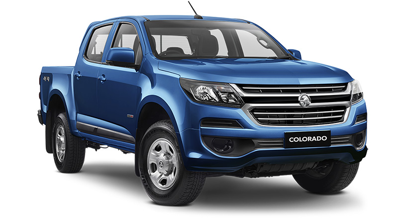 2019 Holden Colorado Rg 4x4 Crew Cab Pickup Ls Ute For Sale In