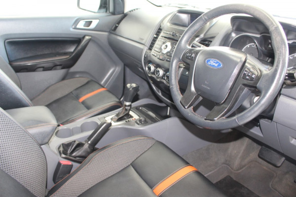 2015 Ford Ranger PX WILDTRAK Utility