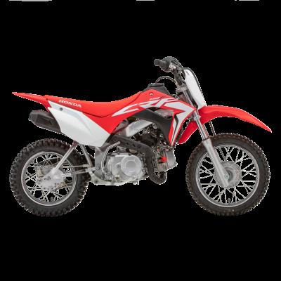 New Honda CRF110F