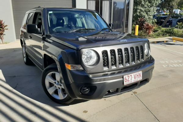 Jeep Patriot Sport MK