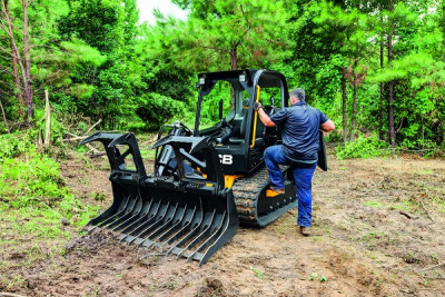 New JCB 270T Compact Track Loader