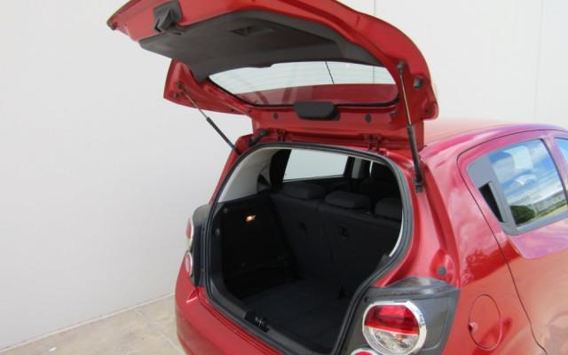 2012 Holden Barina TM TM Hatch Image 5