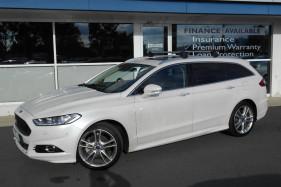 Ford Mondeo TITANIUM MD 2017.50MY