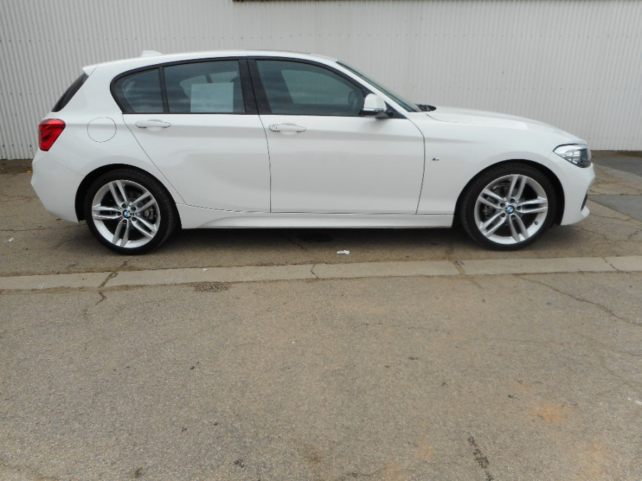 2015 BMW 118d Hatch