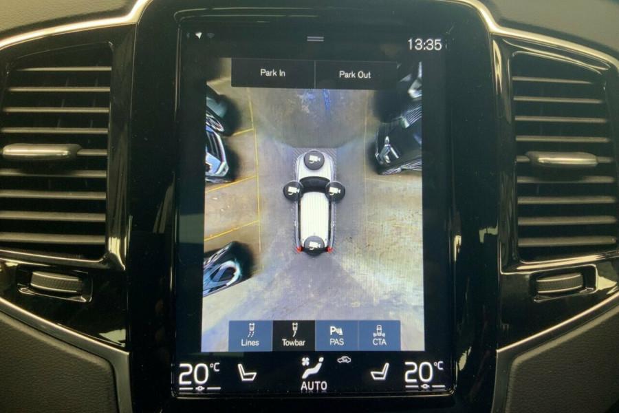 2018 MY19 Volvo XC90 256 MY19 D5 R-Design (AWD) Suv Mobile Image 11