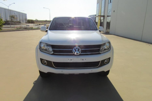 2013 MY14 Volkswagen Amarok 2H MY14 TDI400 Cab chassis