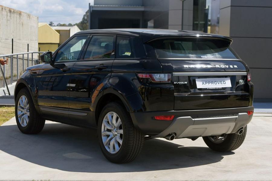 2018 MY19 Land Rover Range Rover Evoque L538 MY19 TD4 110kW Suv
