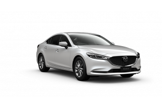 2021 Mazda 6 GL Series Sport Sedan Sedan Image 5