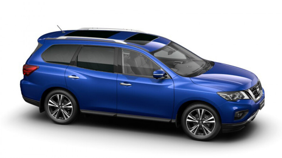 2019 Nissan Pathfinder R52 Series III Ti 4WD Suv Image 11