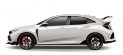 New Honda Civic Hatch Type R