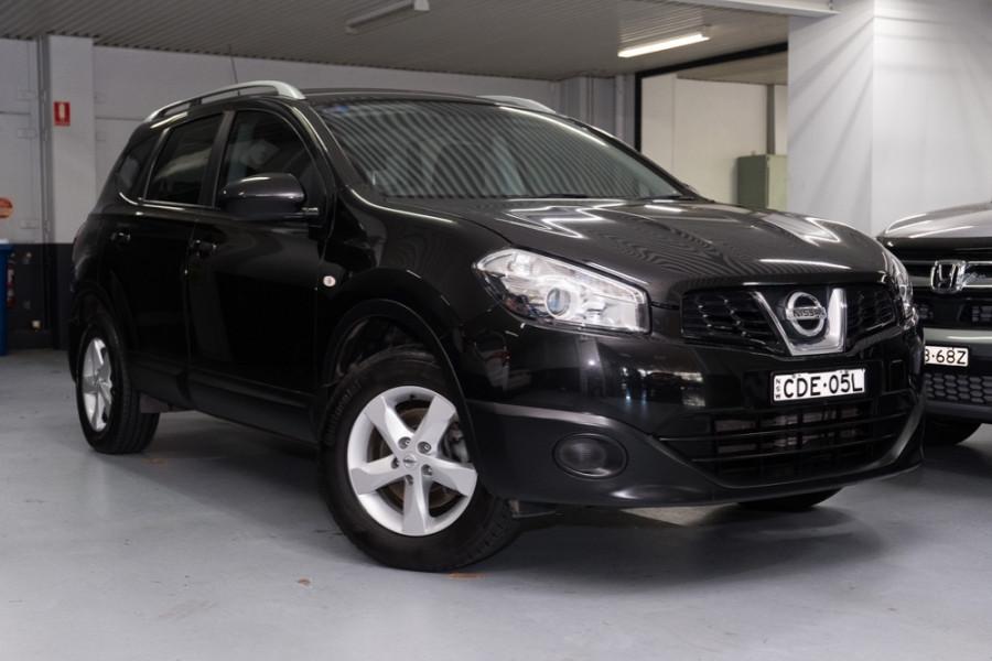 2011 Nissan DUALIS