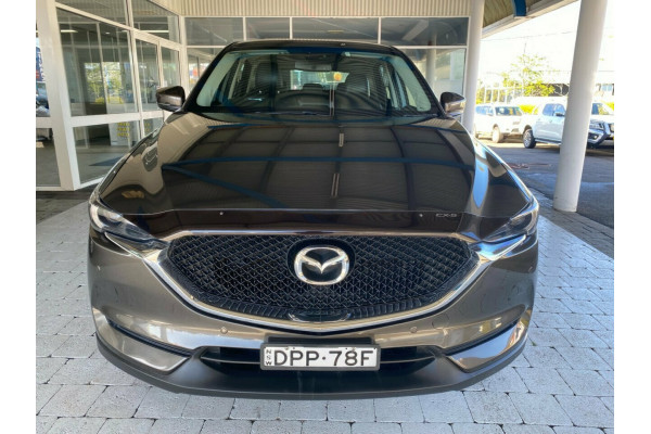2017 Mazda CX-5 KF2W7A Maxx Maxx - Sport Suv Image 3