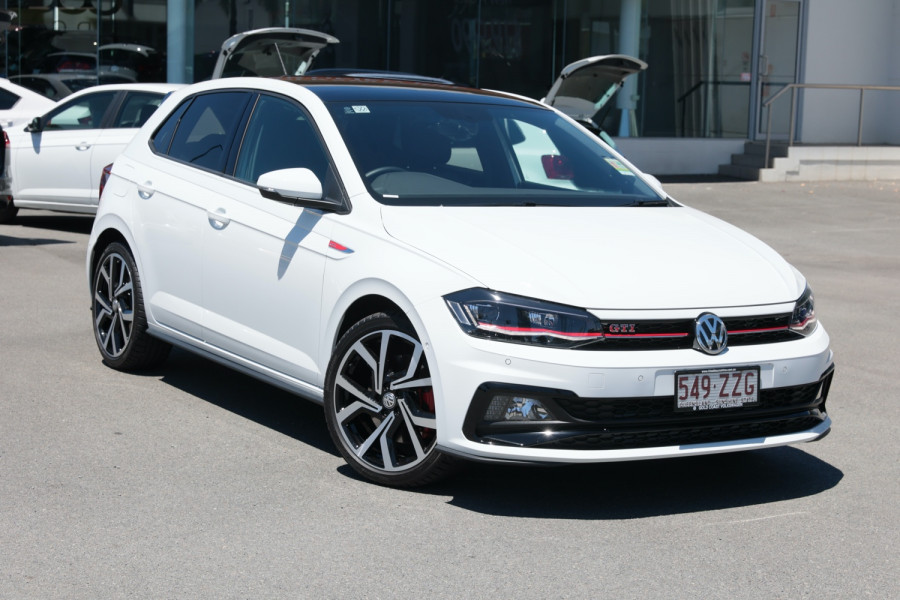 2020 Volkswagen Polo AW GTI Hatchback Image 1