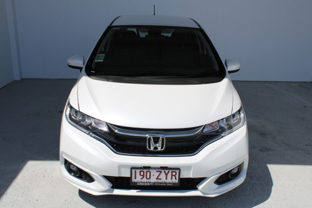 2020 MY21 Honda Jazz GF VTi-L Hatch Image 2