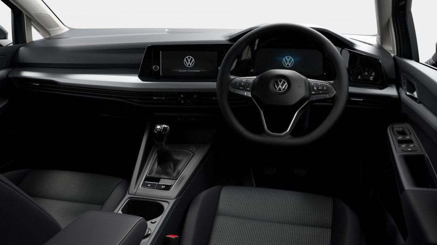 2021 Volkswagen Golf 8 110TSI Golf Hatchback Image 8