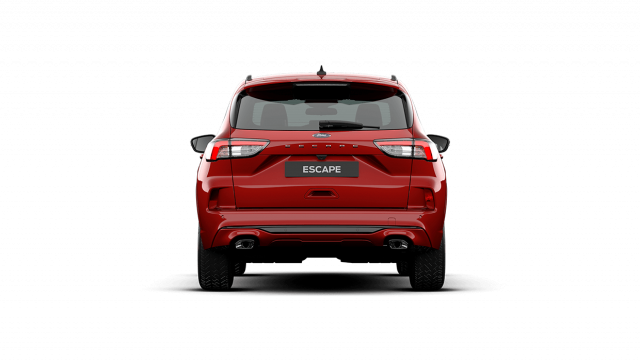 2020 MY21.25 Ford Escape ZH ST-Line Suv Image 4