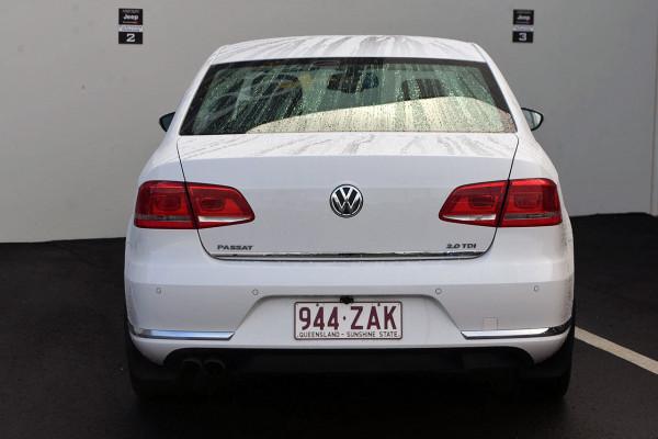 2012 MY12.5 Volkswagen Passat Type 3C MY12.5 125TDI Sedan Image 2