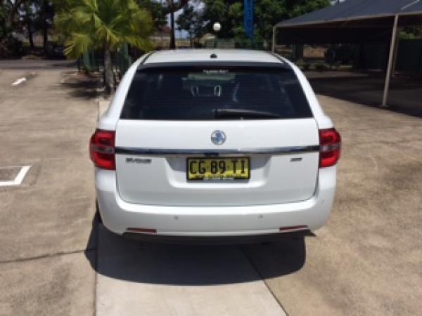 2016 Holden Commodore VF II MY16 Evoke Wagon Image 3