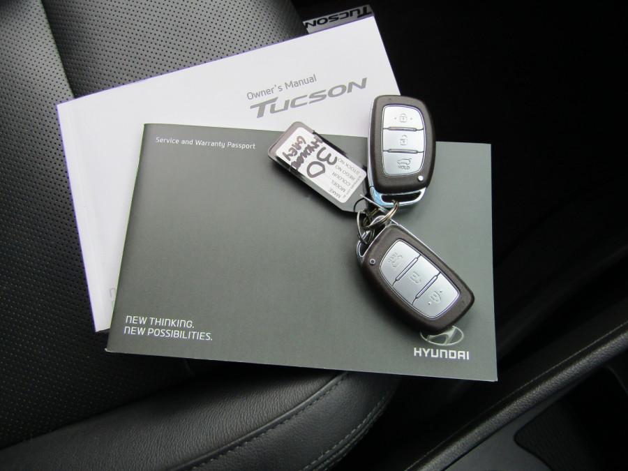 2016 MY17 Hyundai Tucson TL Elite Suv Image 14