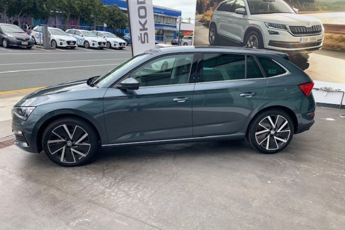 2020 Skoda Scala NW Launch Edition Hatchback