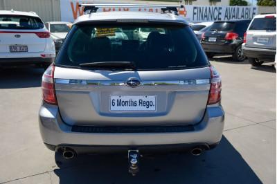 2007 Subaru Outback 3GEN MY08 Premium Pack Suv Image 5