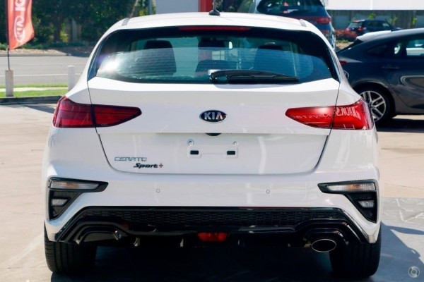 2019 Kia Cerato Hatch BD Sport Plus Hatchback Image 3
