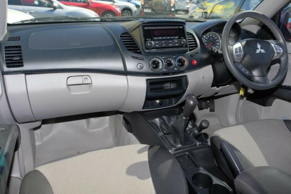 2015 Mitsubishi Triton MN MY15 GLX Double Cab Utility