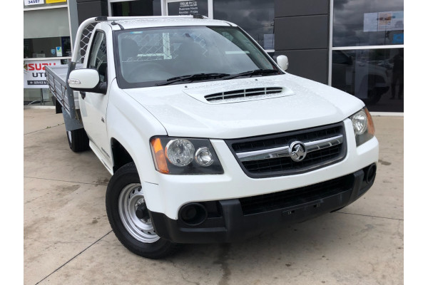 2010 Holden Colorado RC MY10 LX Cab chassis Image 2