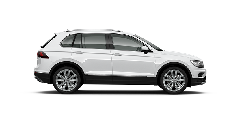Tiguan 162TSI Highline 7 Speed DSG