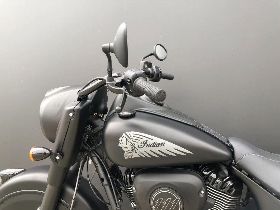2020 Indian Chief Dark Horse Motorcycle Image 9