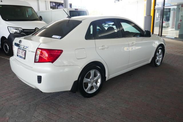 2010 Subaru Impreza G3  R Sedan Image 4