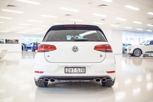 2017 MY18 Volkswagen Golf 7.5 R Grid Edition Hatch Image 5