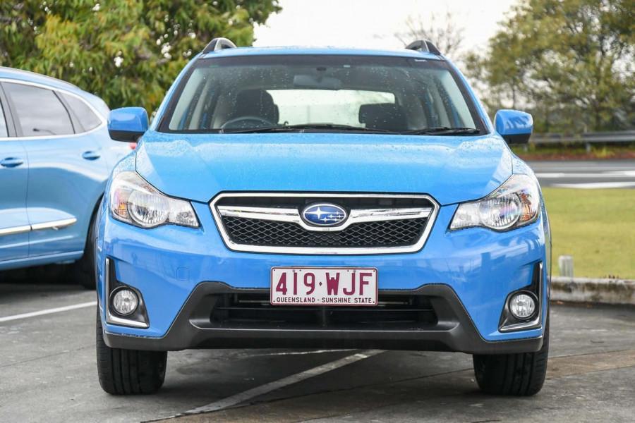 2016 Subaru Xv G4X MY17 2.0i Suv