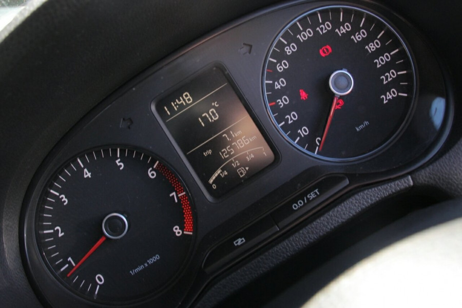 2010 Volkswagen Polo 6R Trendline Hatchback