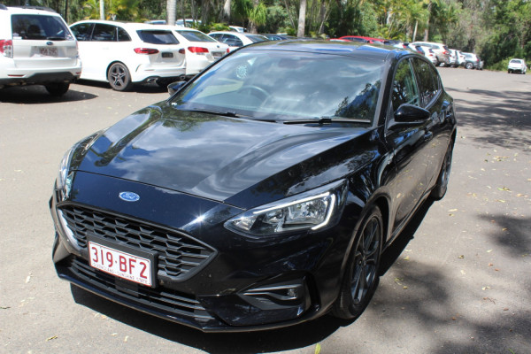 2018 MY19 Ford Focus SA  ST-Line Hatchback