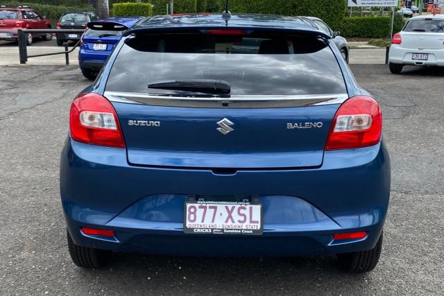 2016 Suzuki Baleno GL