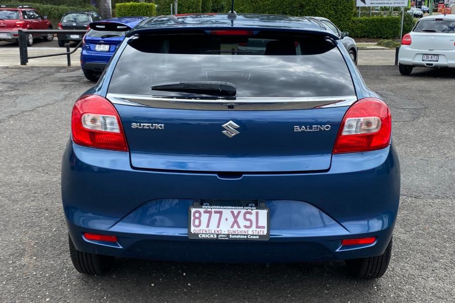 2016 Suzuki Baleno GL Image 4