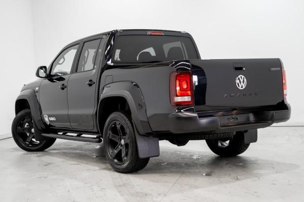 2021 Volkswagen Amarok 2H V6 W580 Utility Image 2