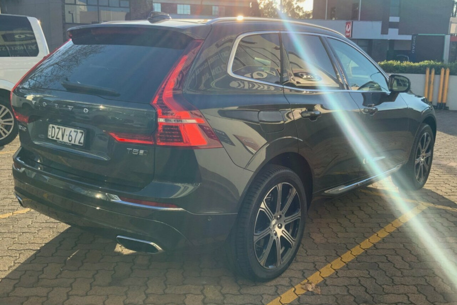 2018 MY19 Volvo XC60 UZ T5 Inscription (AWD) Suv Mobile Image 4