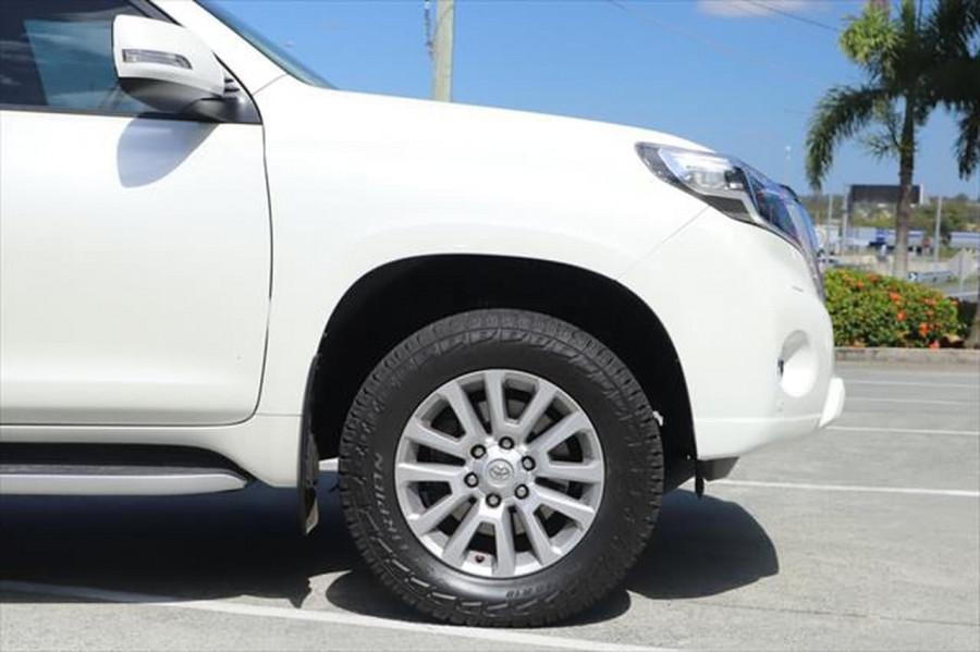 2015 Toyota Landcruiser Prado GDJ150R VX Suv Image 6