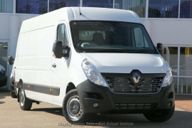 Renault Master Van Long Wheelbase X62