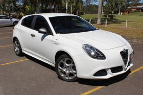 Alfa Romeo Giulietta Sprint Se