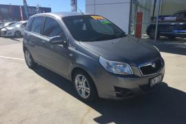 Holden Barina TK MY11