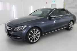 2014 Mercedes-Benz C-class W205 C250 Sedan Image 3