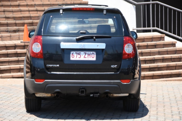 2009 MY09.5 Holden Captiva CG MY09.5 SX Suv Image 4