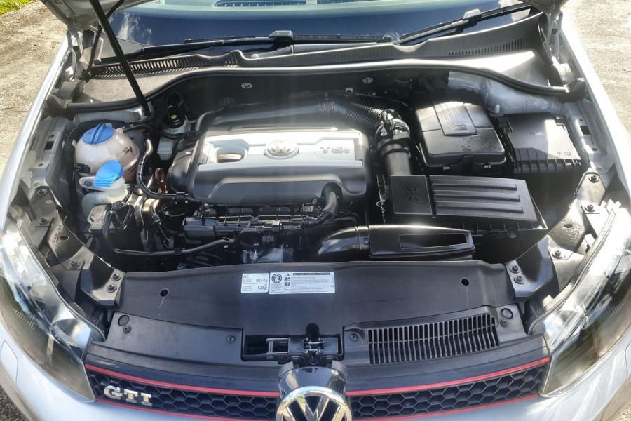 2012 MY12.5 Volkswagen Golf VI GTI Hatch