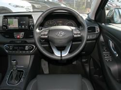 2018 Hyundai i30 PD Elite Hatchback